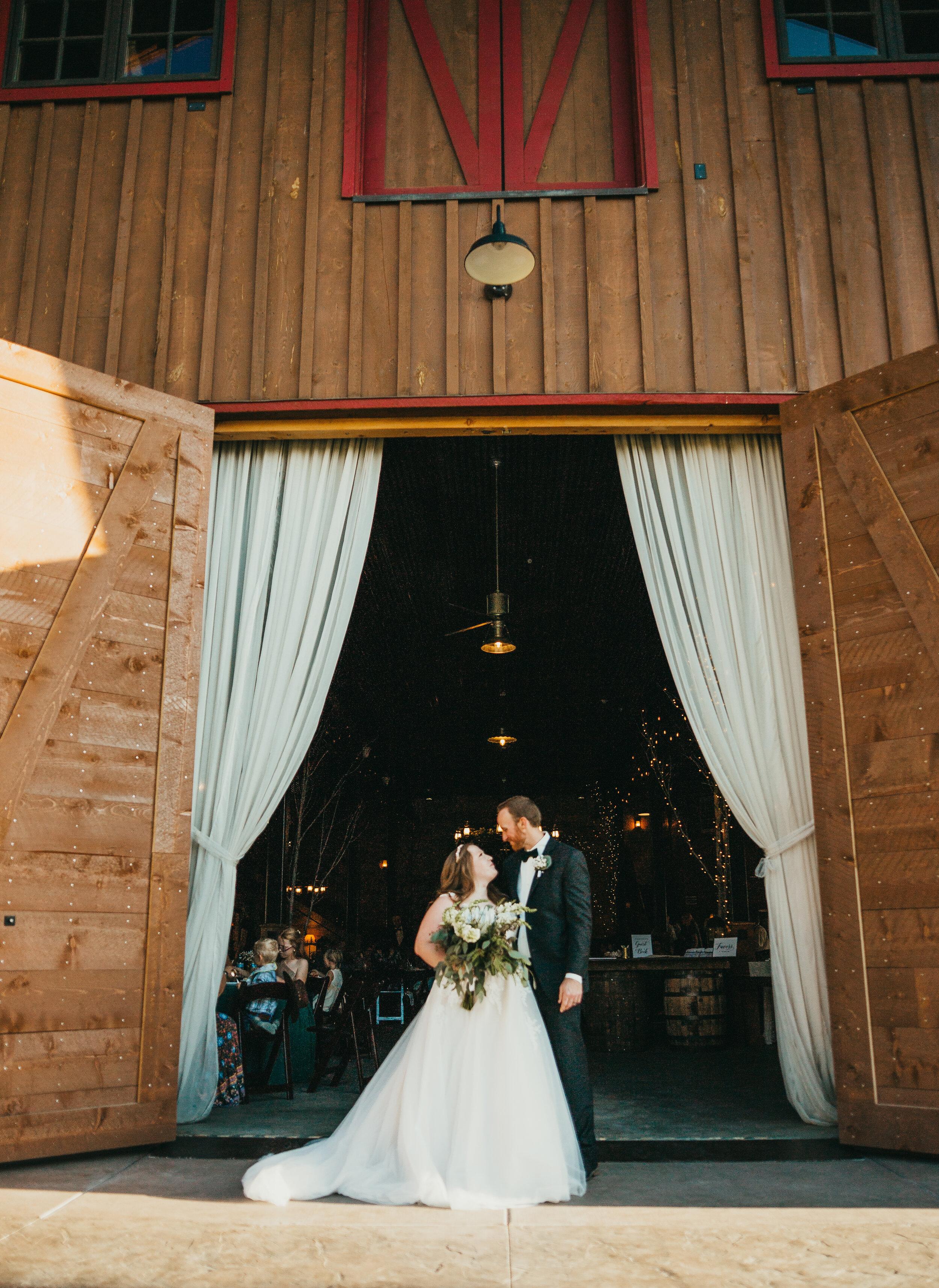 Sydnie + Andy - Quiet Meadow Farm Utah Wedding