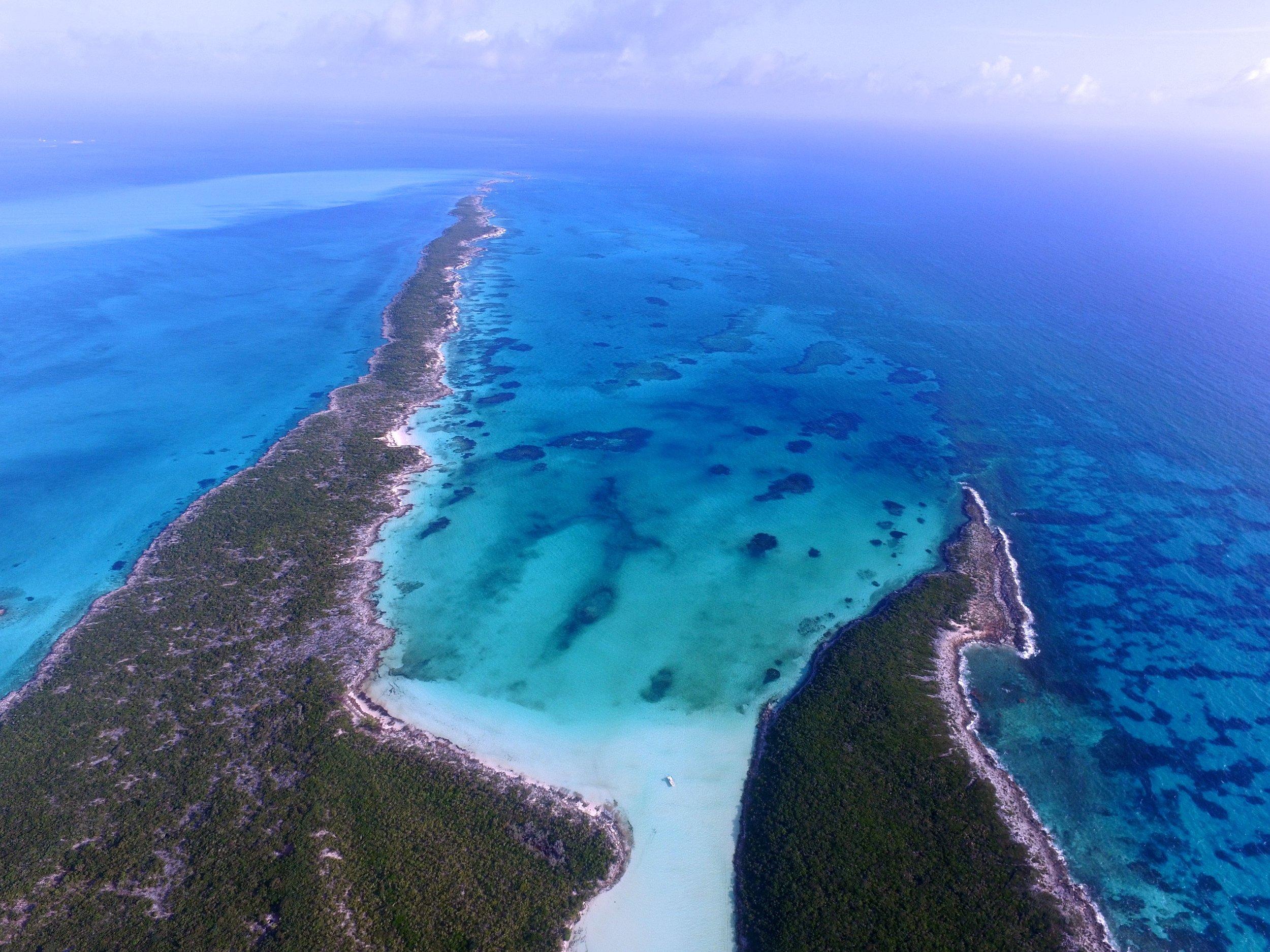 Ship Channel Cay Reefs - Exuma Cays 2016