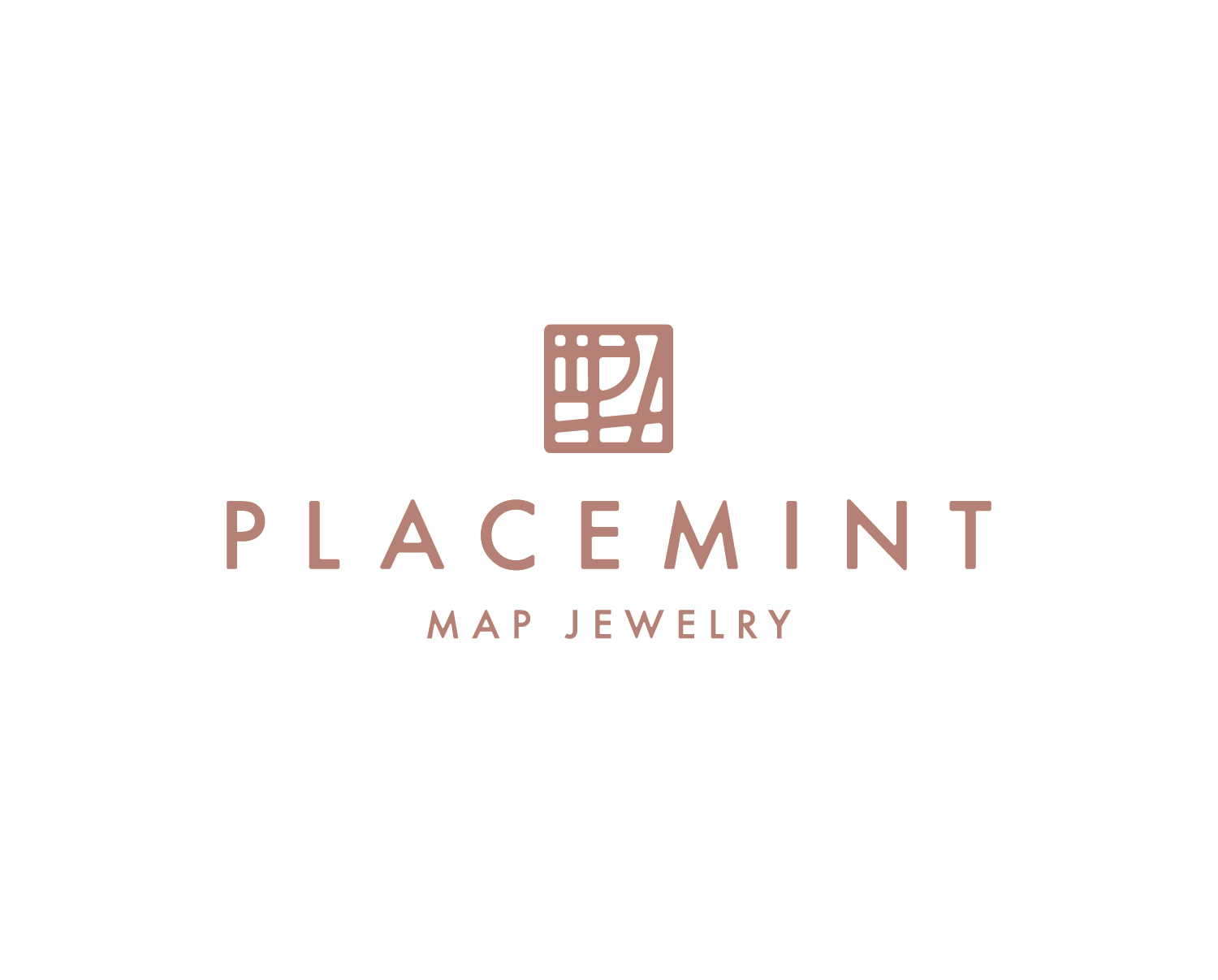 Variable Solution - A complete rebrand of the look and feel + website that allows viewers to understand what Placemint Map Jewelry stands for, what they sell, the emotional connection they want to create,and how to easily navigate through the buying process online.