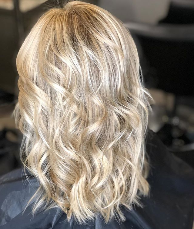 If you need us we will just be over here creating seamless beige blondes all day! Only a few open appointments left in the month of February with Brittany call to book with her before they are taken!