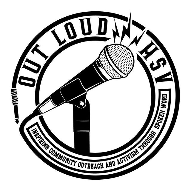 TONIGHT- Join us this Sunday in the Barking Dog Arts Theater Out Loud HSV's 5th birthday! Kicking off the night with an 8 spot open mic + special guest features. Then to end the night we will have an 8 spot poetry slam. We'll have raffle items throughout the night Doors at 6, show at 6:30pm sharp . . . #outloudhsv #poetryslam #slampoetry #openmicpoetry #poetrylovers #huntsville #huntsvilleal #huntsvillealabama #barkingdogarts #lowemill #lowemillarts #lowemillartsandentertainment #outloud