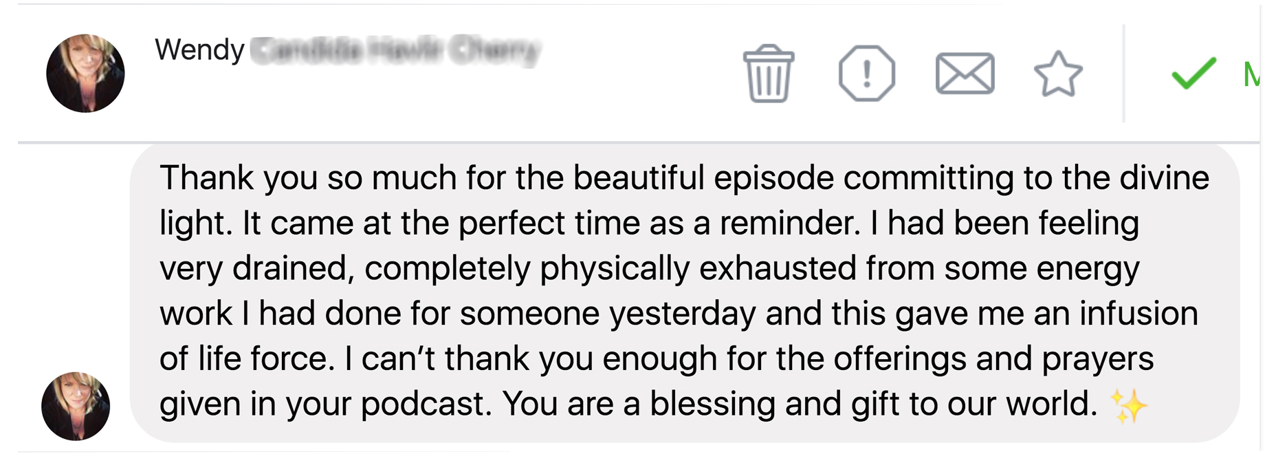 About DivineEssence Podcast Testimonial Wendy.jpg