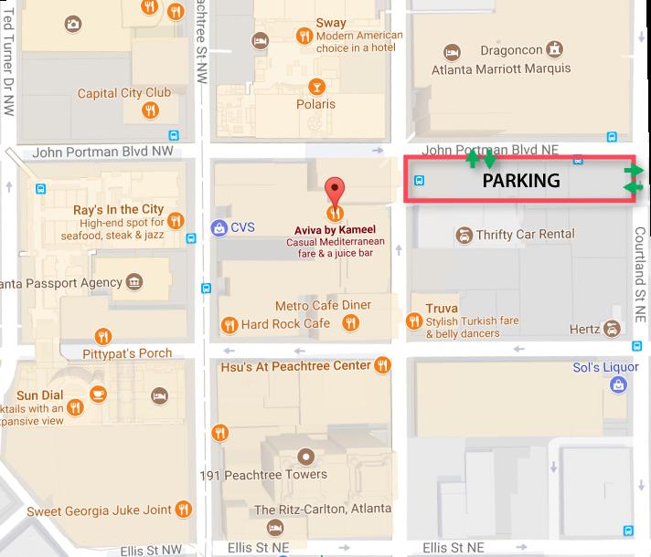 Parking-at-aviva-by-kameel
