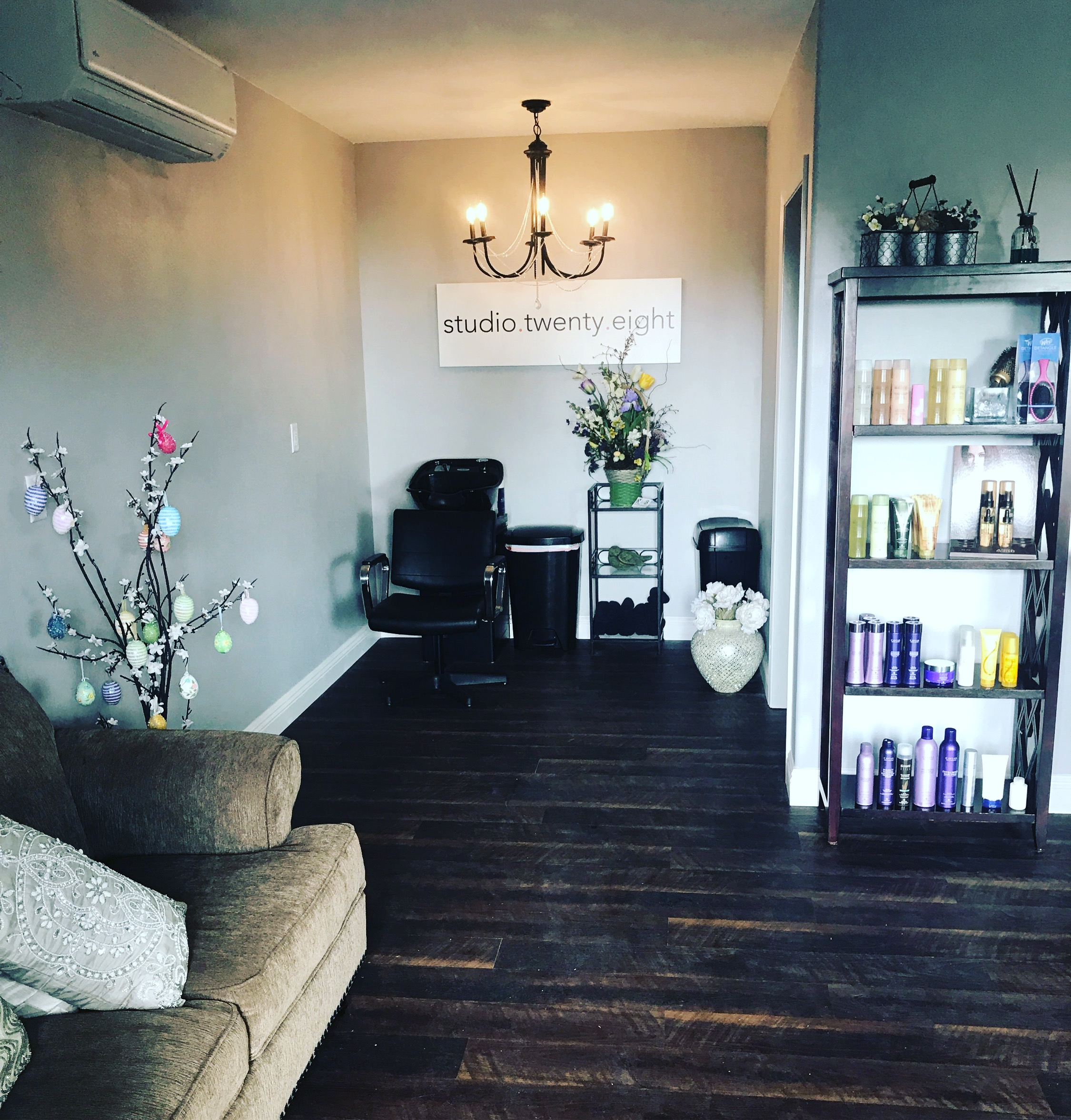 A boutique hair salon just outside of Kailua Kona. Specializing in color, Balayage, and haircutting services.  -