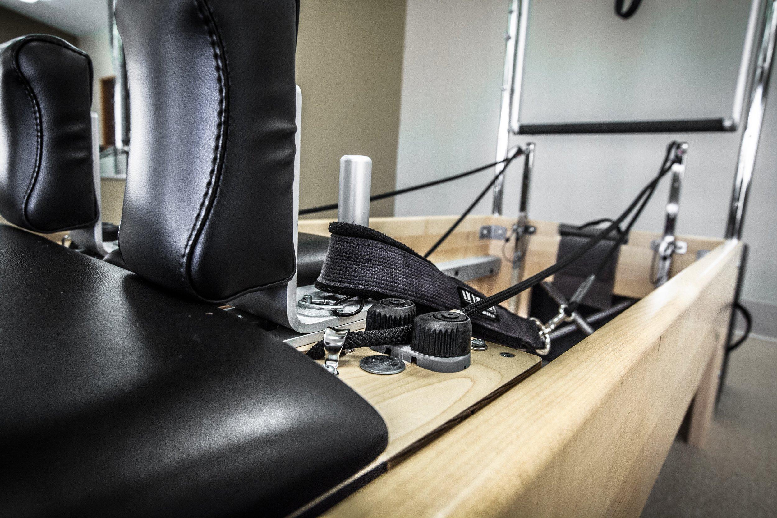pilates equipment, studio, port hadlock