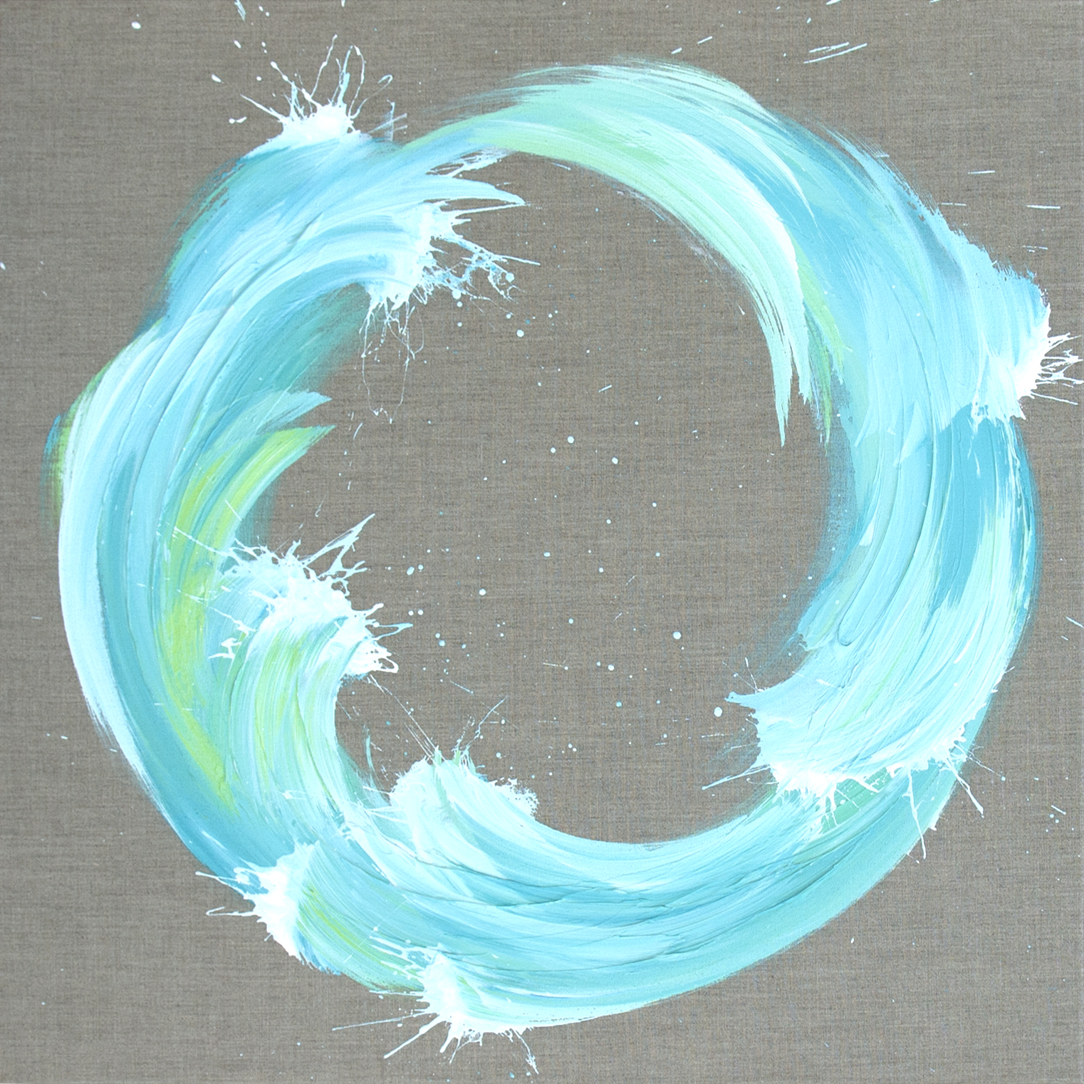 Sea Foam / Vortices