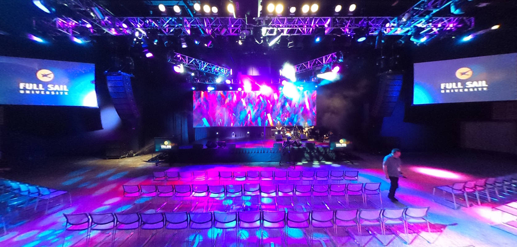 Full Sail Live Venue