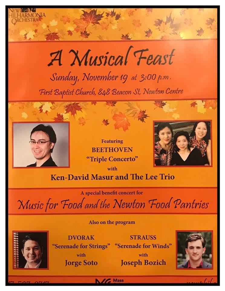 Newton Musical Feast