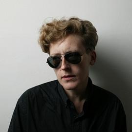 Anne Garréta. Image from  Deep Vellum .