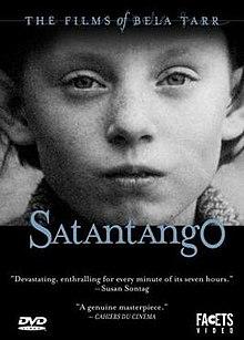 DVD cover for  Sátá