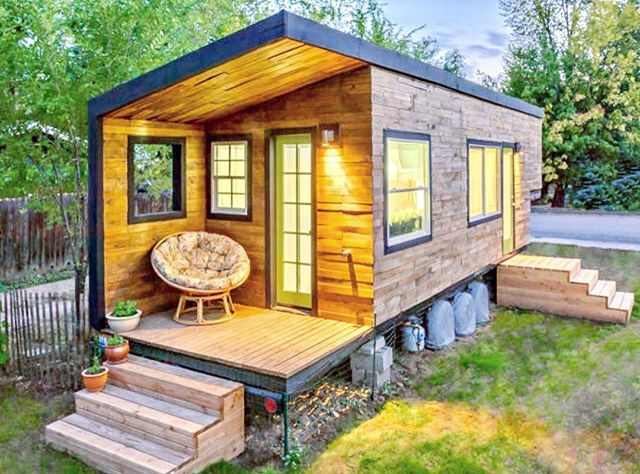 Is anybody else slightly obsessed with #TinyHouses like I am?! 🙋🙋‍♂️ I want one to go #adventure in!! If you had a #TinyHouse, where would you go?