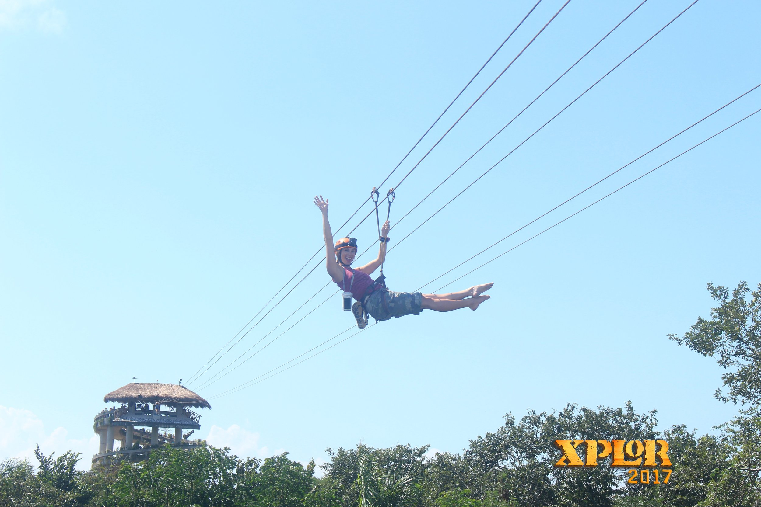 xplor park review, xplor cancun mexico
