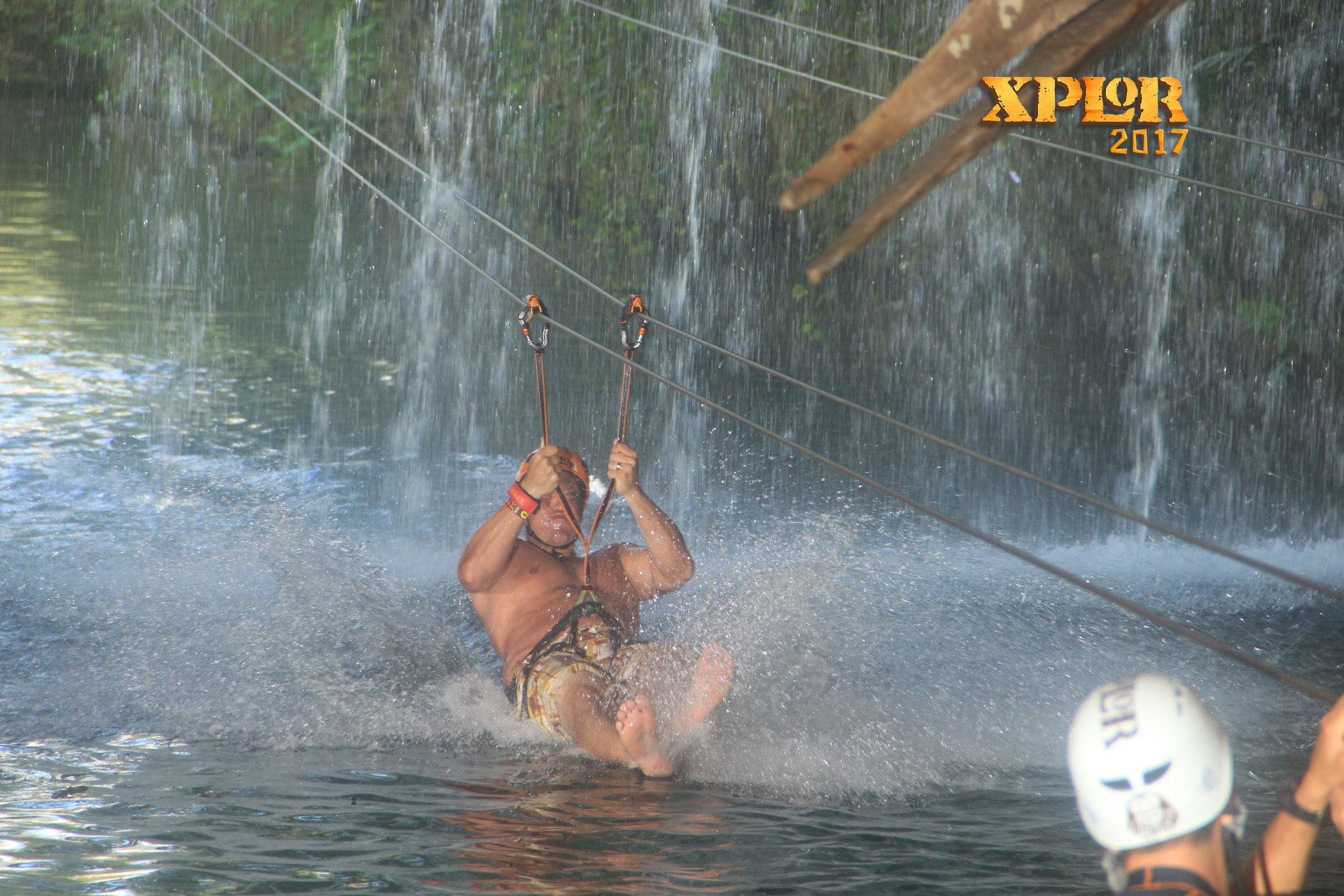 xcaret ziplining, cancun mexico, review of xcaret