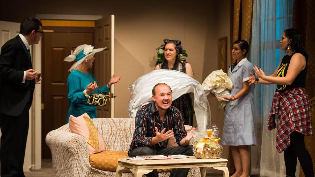 Perfect Night With The Players - May 29, 2017 With hilarious chaos reigning from the opening scene, Castle Hill Players' new comedy Perfect Wedding promises plenty of laughs.READ MORE…