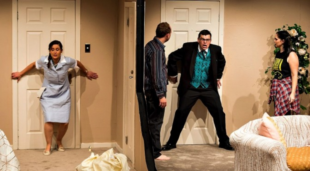 Perfect Wedding: Fast Paced Bedroom Farce Comes To Castle Hill - May 27, 2017 The audience thoroughly enjoyed itself on opening night with gales of laughter filling the Pavilion Theatre.READ MORE…