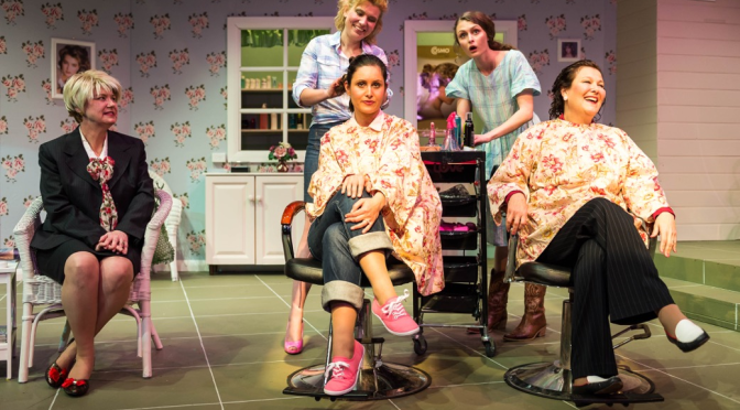 Pavilion Players Presents Steel Magnolias @ Pavilion Theatre Castle Hill  - August 1st, 2015                                      STEEL MAGNOLIAS is a comedy drama about the bonds of friendship among six women in northwest Louisiana in the 1980s.August