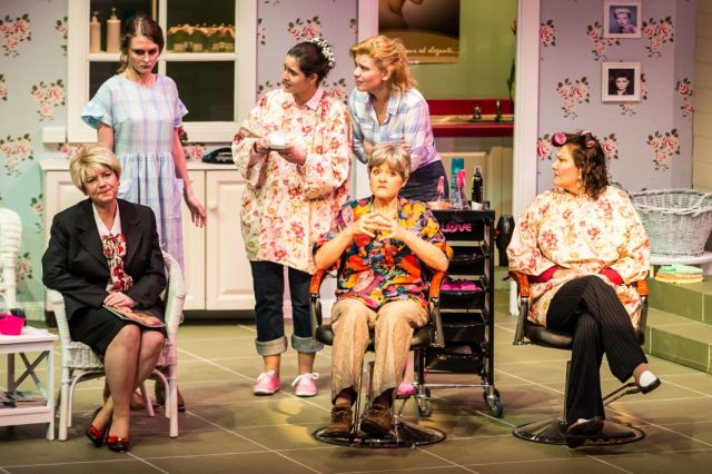 Steel Magnolias Steals Hearts At Castle Hill - 31st July, 2015                                          Set in the 1980s in Truvy's hair salon in Chinquapin, Louisiana, this play will warm your heart and leave you feeling cosy and content right to the very end.