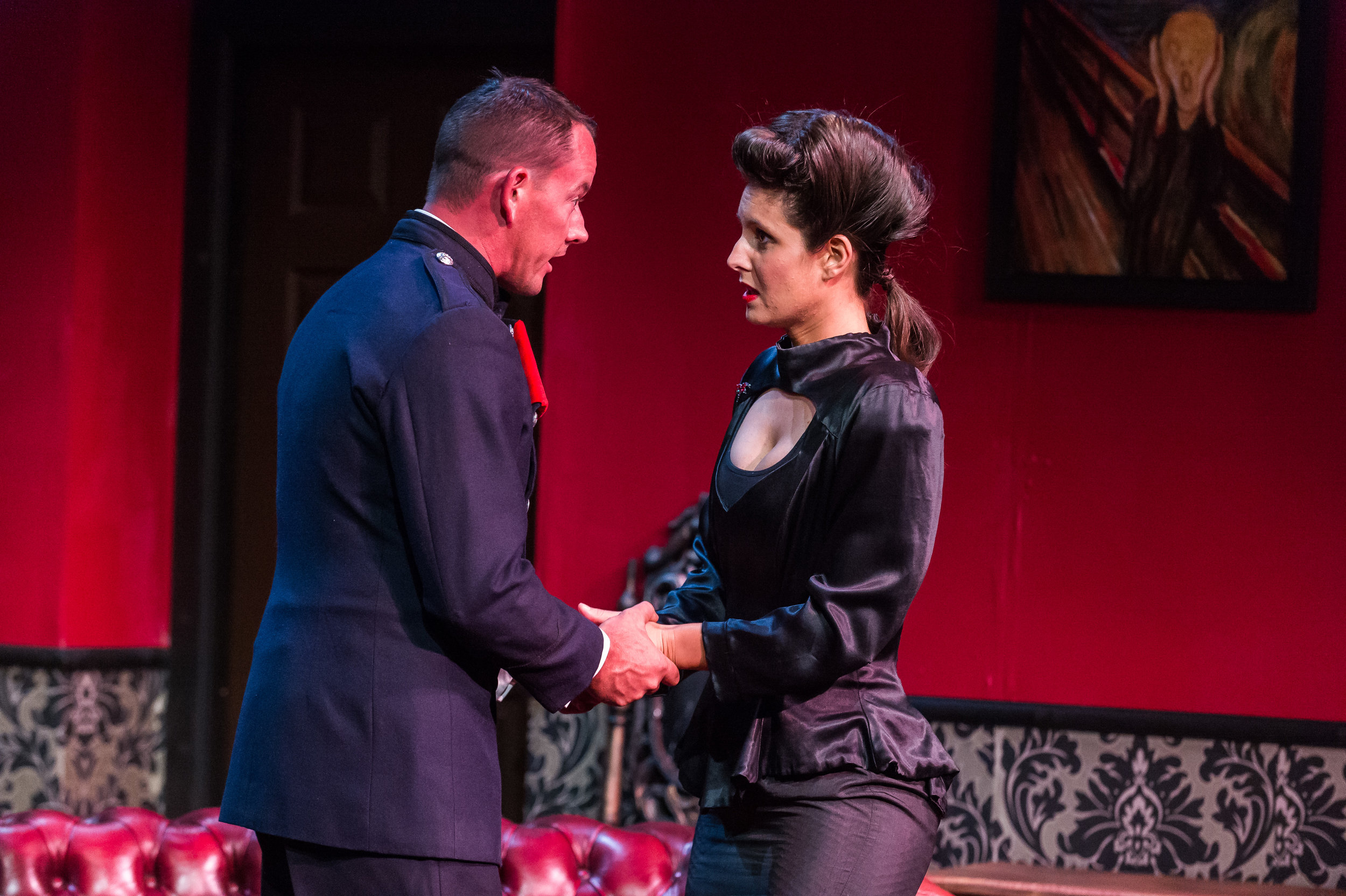 Wanted - One Body! - 19th November, 2017                                  Written by British actor and playwright Charles Dyer,Wanted – One Body!has been staged constantly since its first production in 1961