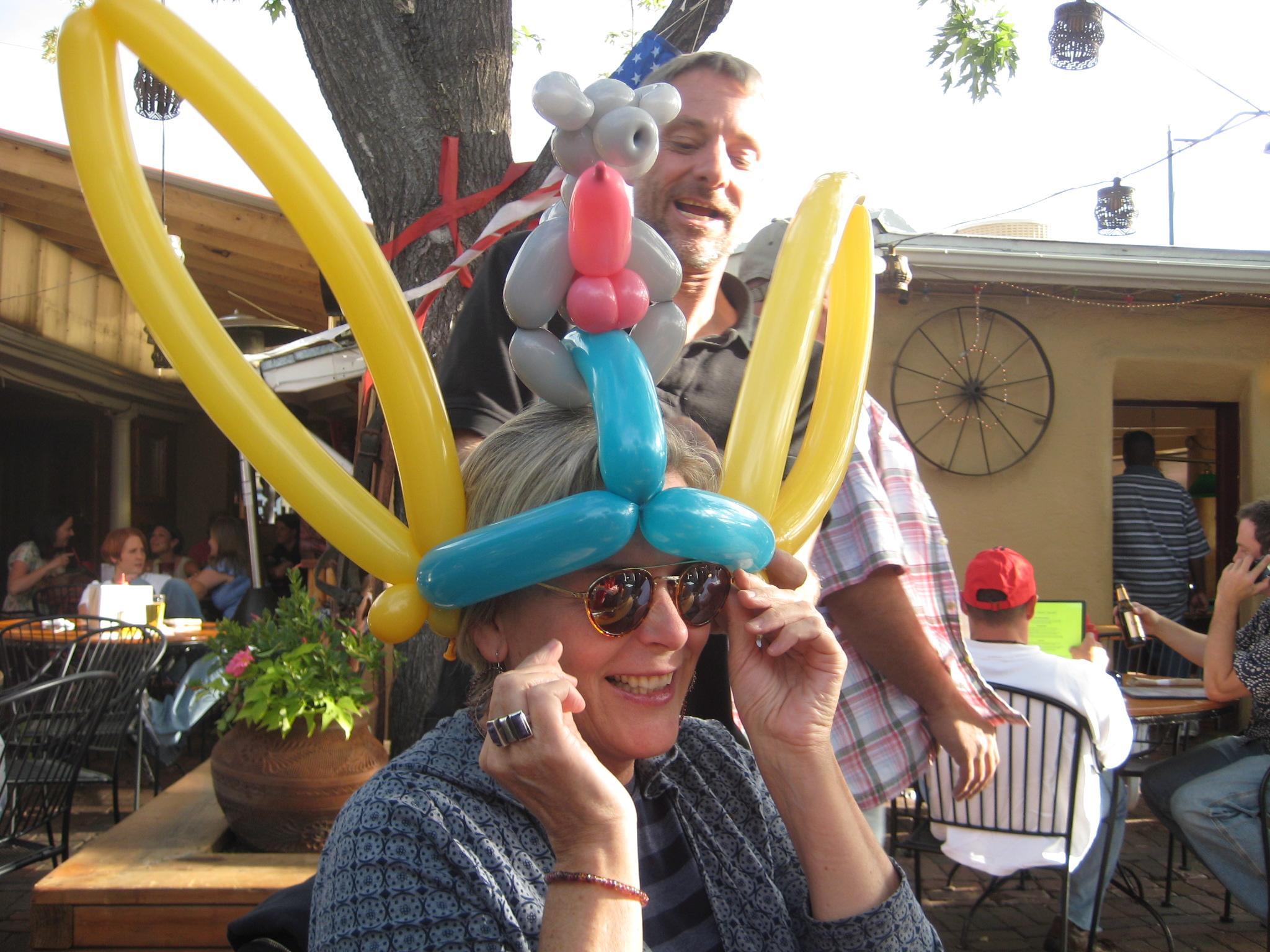 balloon man!