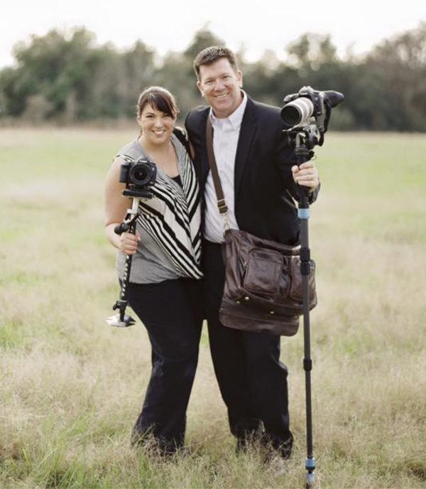 PEN WEDDINGS - SARAH & RICK PENDERGRAFT