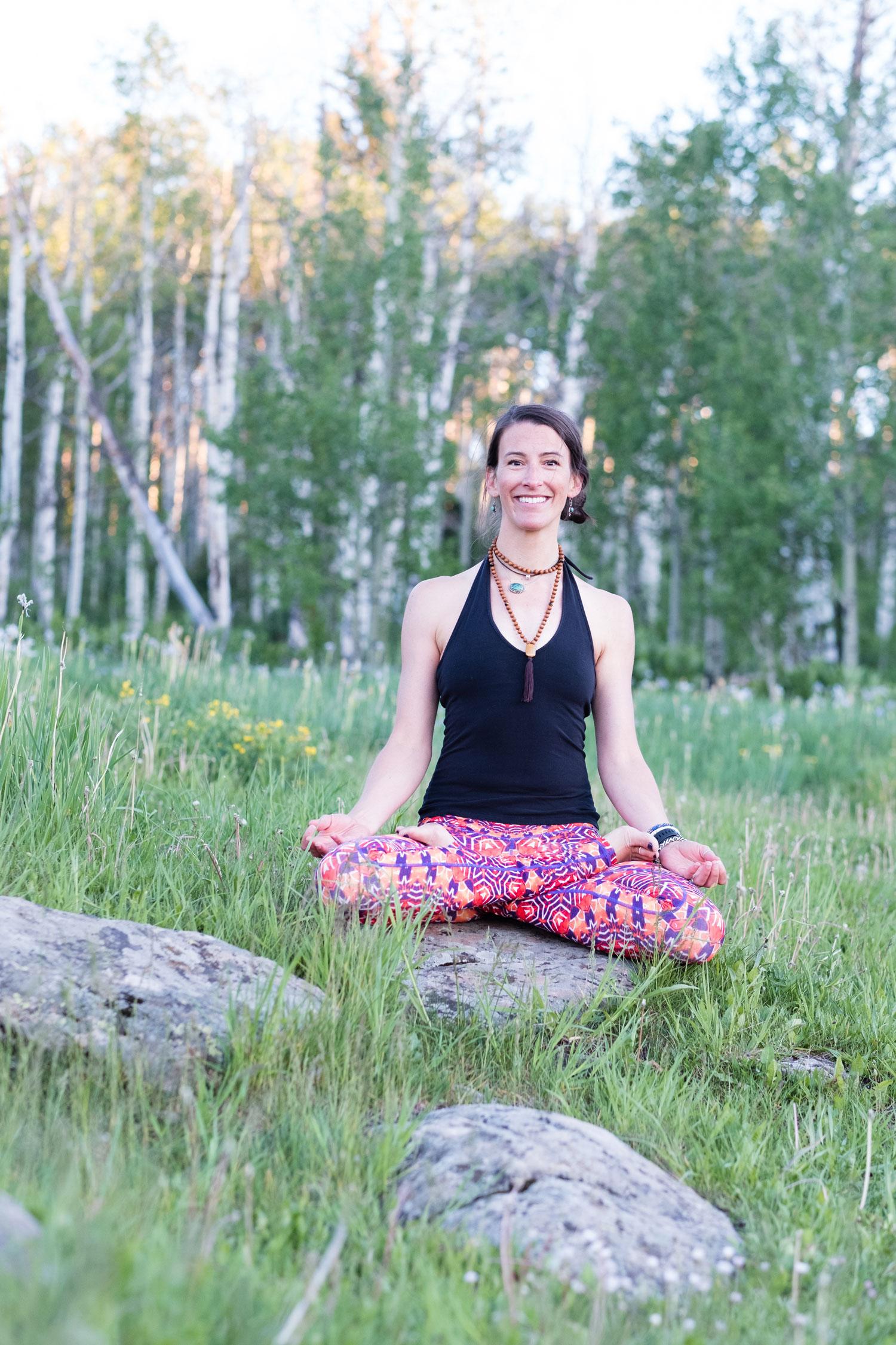 Yoga with K2: About Kristina, Hatha Flow, Vinyassa Flow, Yin Yoga Classes in Basalt Colorado