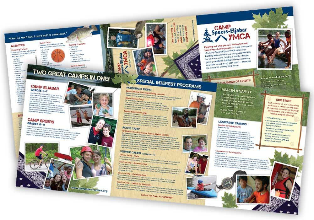 YMCA Camp Brochure