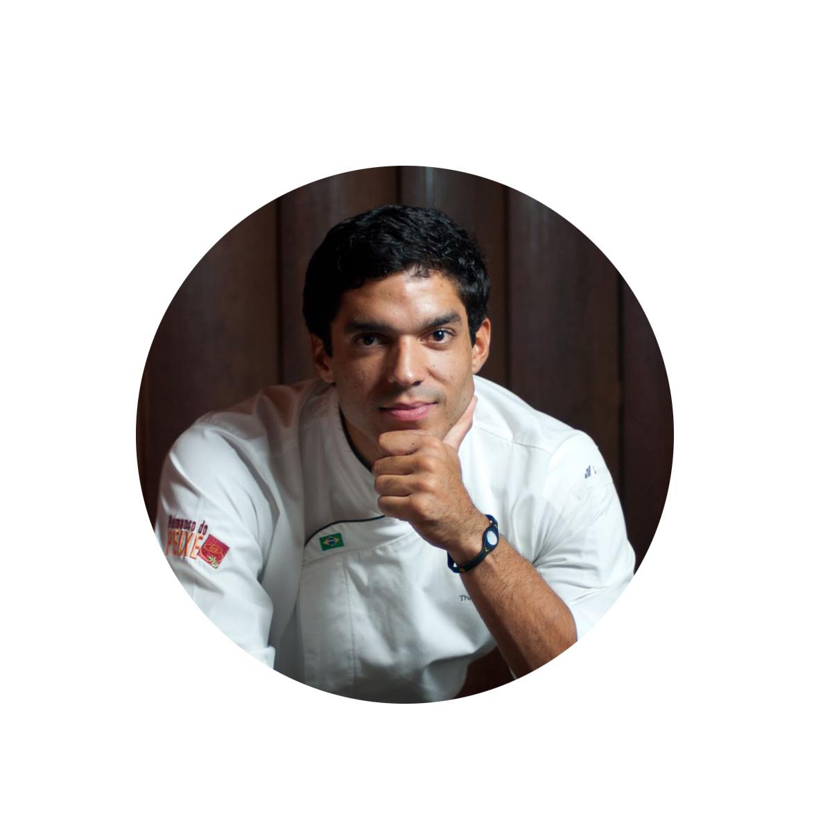 T HIAGO CASTANHO - Brasil - Chef especializado en cocina de origen amazónico  50 best restaurants Latin America