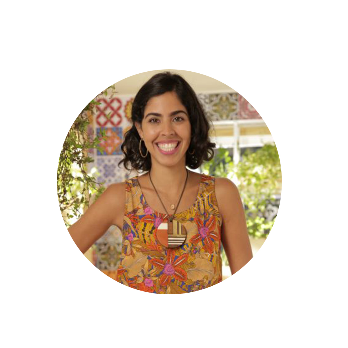 BELLA GIL -Brasil- Culinarista y presentadora de TV