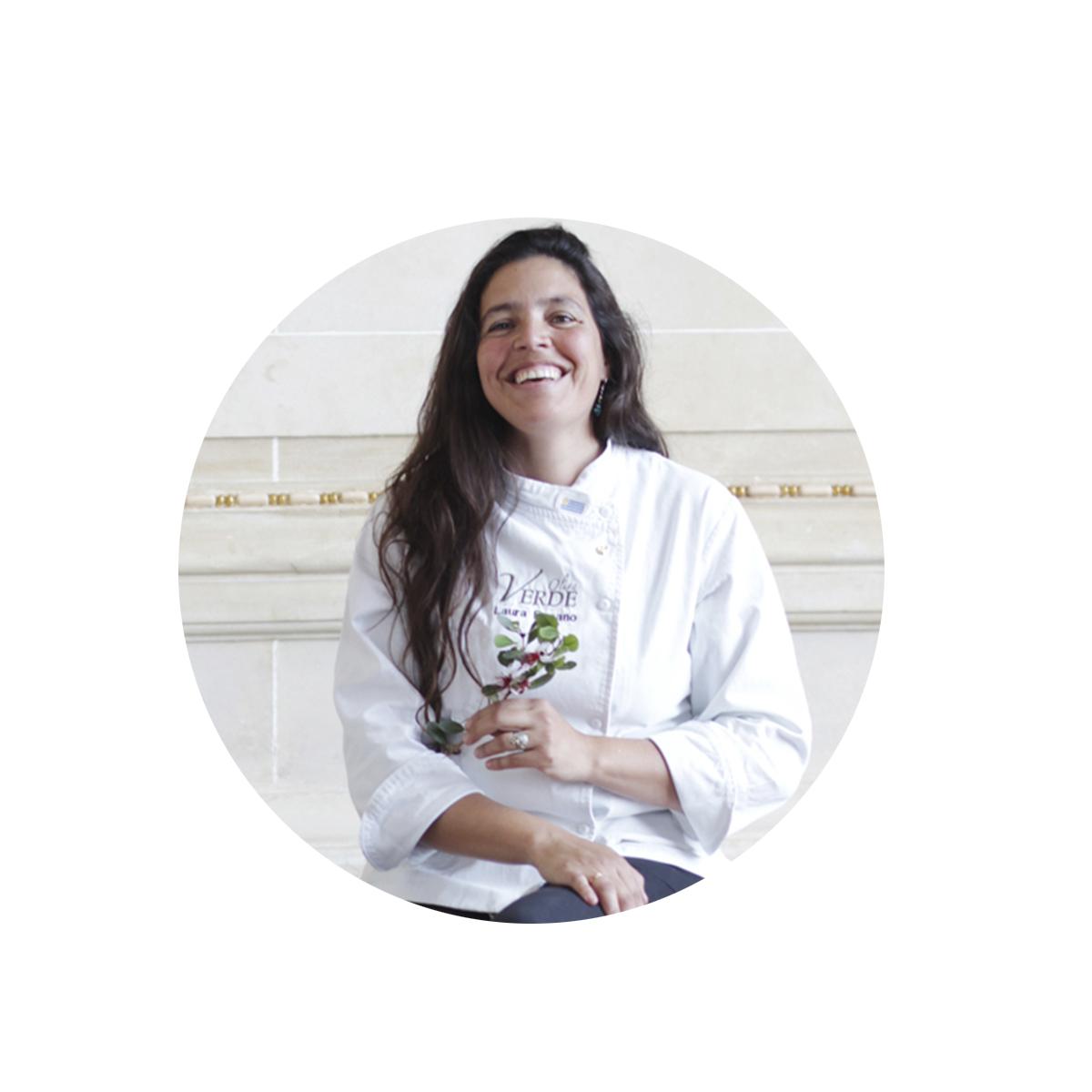 LAURA ROSANO - Uruguay - Productora agroecológica, representante de Slow Food Internacional