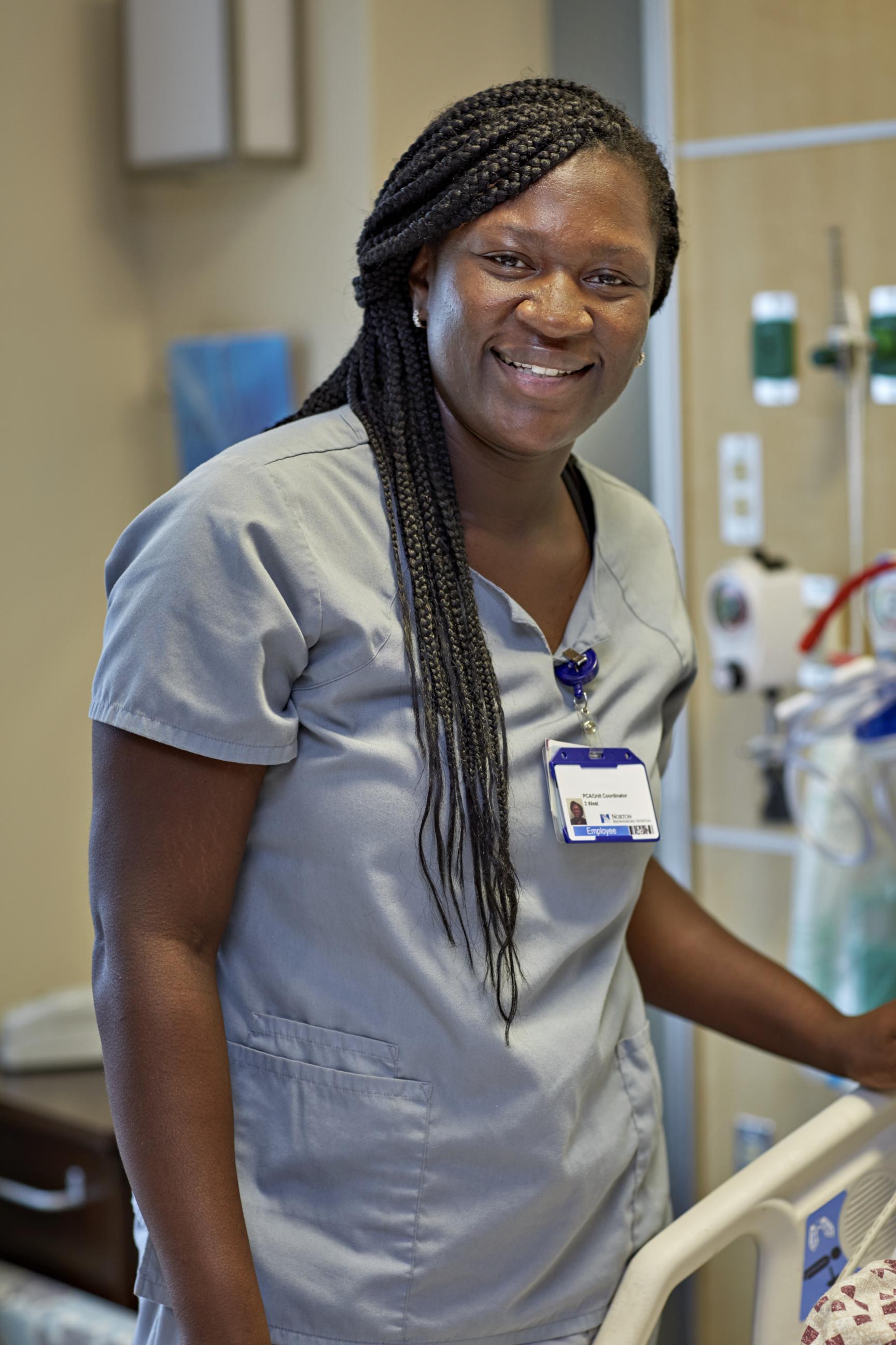 Patient Care Assistant -