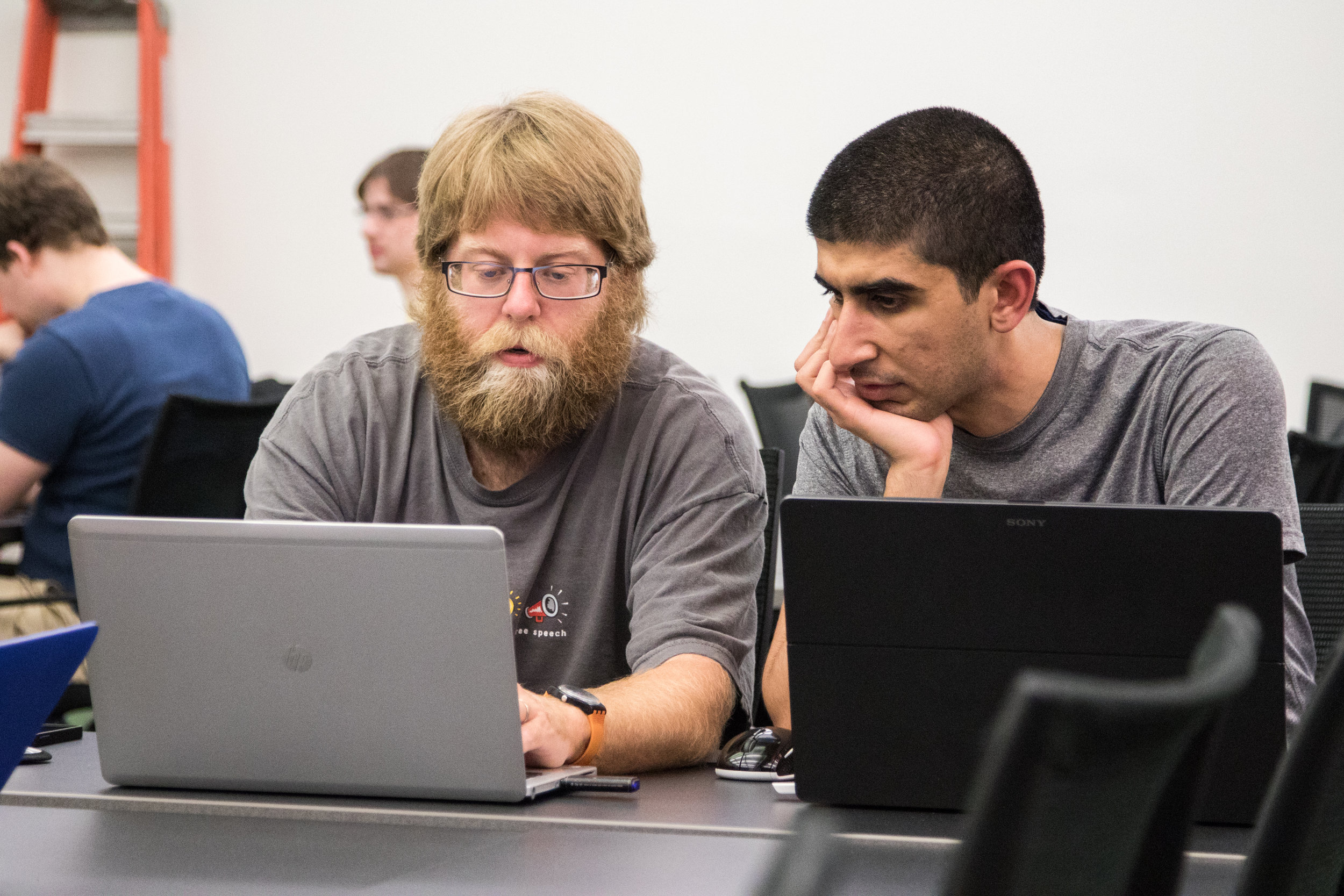 Code Louisville training session