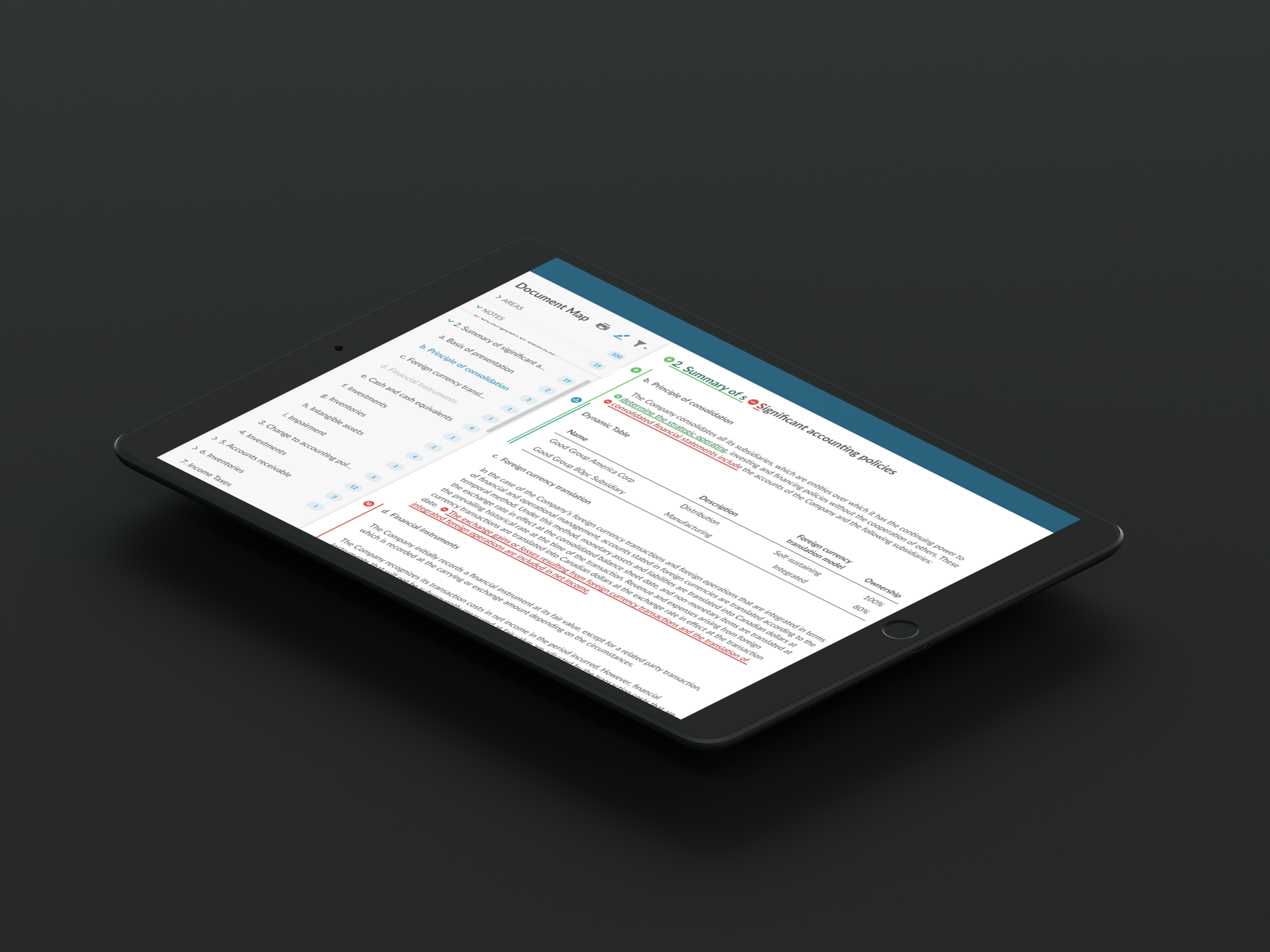 Review Tools - Eliminating the document review process
