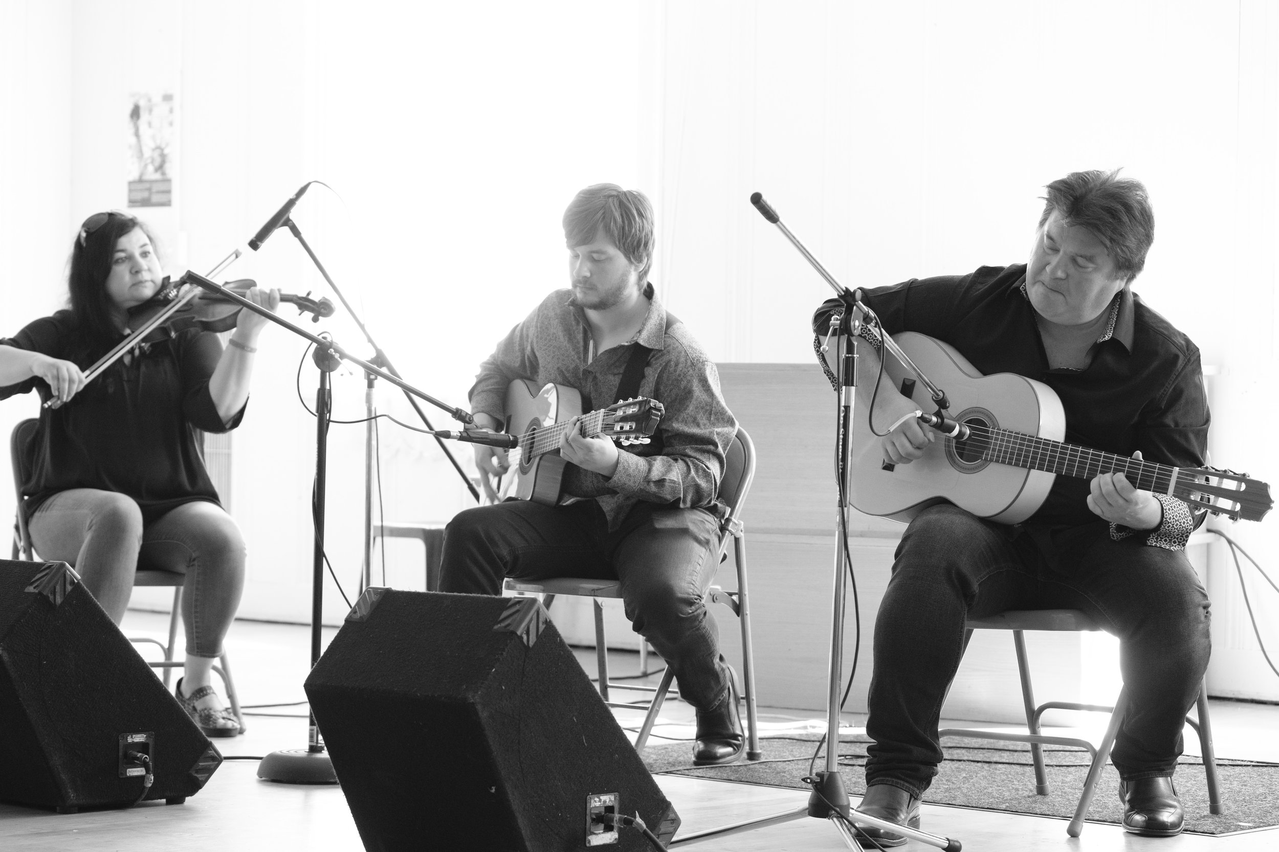Acoustic Fantasy, Fellowship Hall, Seattle Acoustic Festival, August 2017.