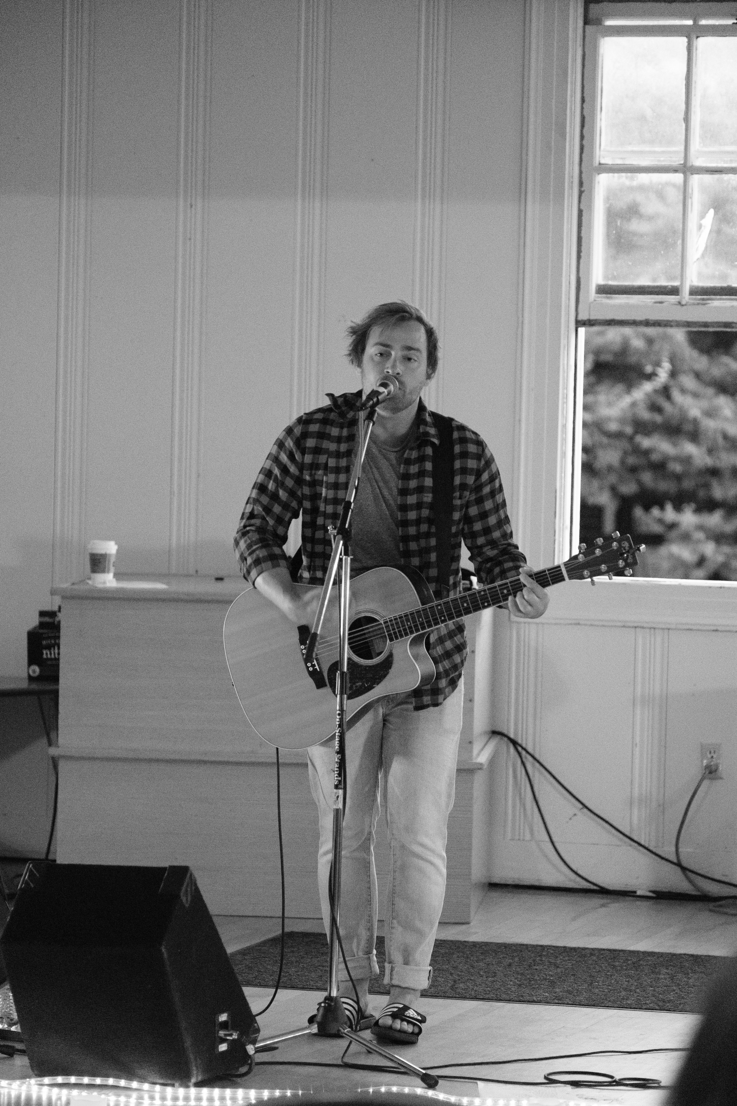 Dearheart, Fellowship Hall, Seattle Acoustic Festival, 26 August 2017.
