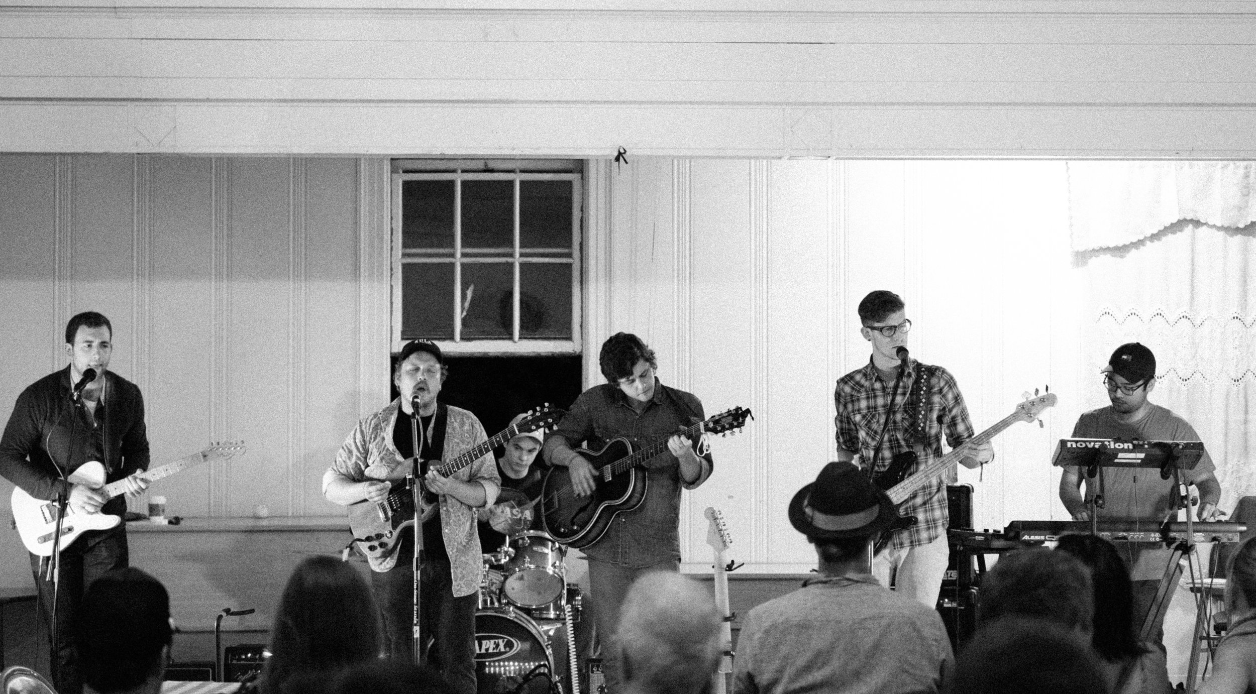 Timberfoot, Fellowship Hall, Seattle Acoustic Festival, 26 August 2017.