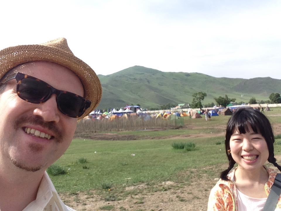Playtime Festival, Mongolia, June 2016