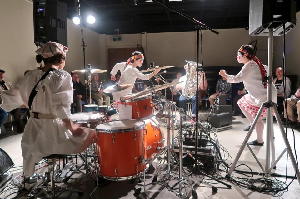 FU-CHING-GIDO X Dance, Tokyo 20/4/18