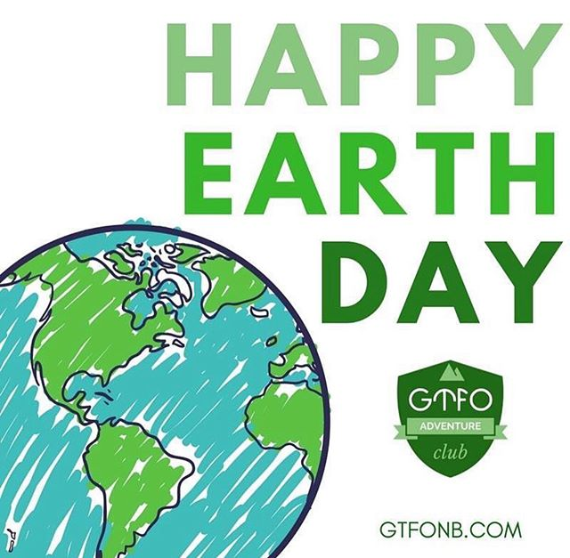 Happy Earth Day! Tell your mother (earth) you love her! ❤️🌎