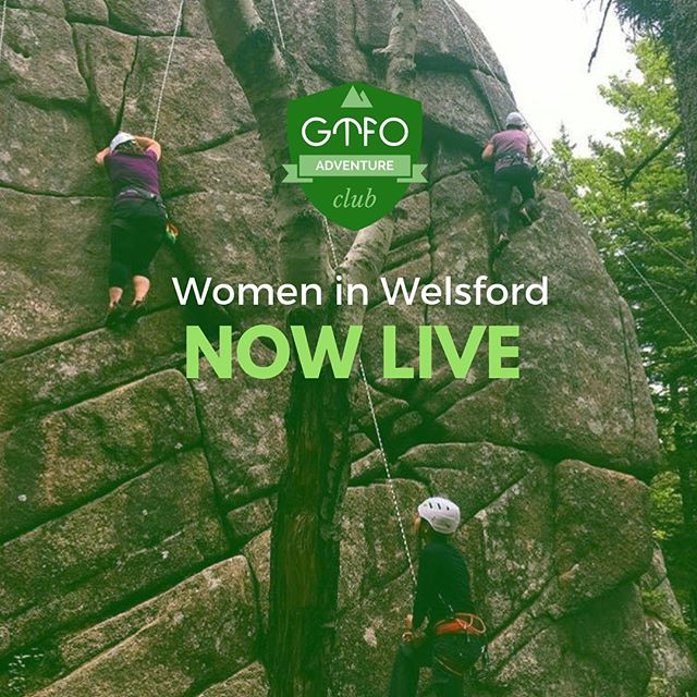 ————————————————————————-👆👆👆👆👆👆LINK IN BIO! 👆👆👆👆👆👆————————————————————————Last June, we had an absolute BLAST with you. So much so that we want to do it all over again.  Join us for a full day of climbing in Welsford. There's only TWELVE spots available and they are coveted. Transportation, gear, lunch, guidance...ON US. Oh, did we mention we have @luminousandwild yoga joining us for a summit sesh? We are so happy to partner once again with Ascent NB and we can't thank them enough for all they do for the rock climbing community here in the province.  Okay!! Stop reading!! Go register! NOW! . . . #confidence #capacity #community #climbing #gtfonb #women #newbrunswick #explorenb #getoutside #climbon #retreat #climbnb #eastcoastclimbing #ascentnb #flashfoxy #womenwhoclimb