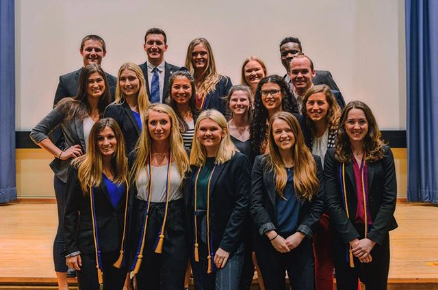 How Firm Thy Friendship❤️. Today, we congratulate all of our seniors who will be accepting their degree from THE Ohio State University. Thank you all for the hard work, laughs, and memories. Stay in touch and the best of luck in your future endeavors!