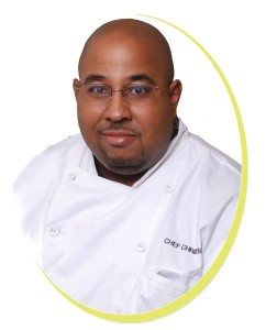 Christopher Hamm  -  Owner & Chef