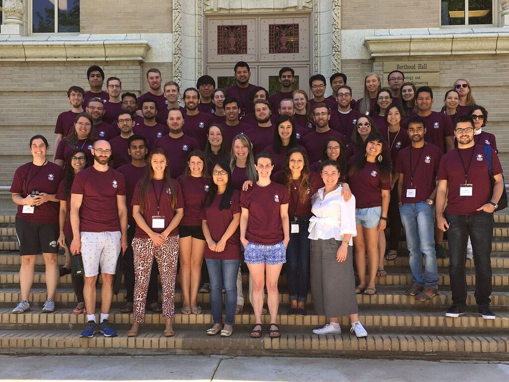 06/2016 - Pamela Carrillo attended the 2016 Summer School on Green Chemistry and Sustainable Energy held on the campus of the Colorado School of Mines in Golden, Colorado