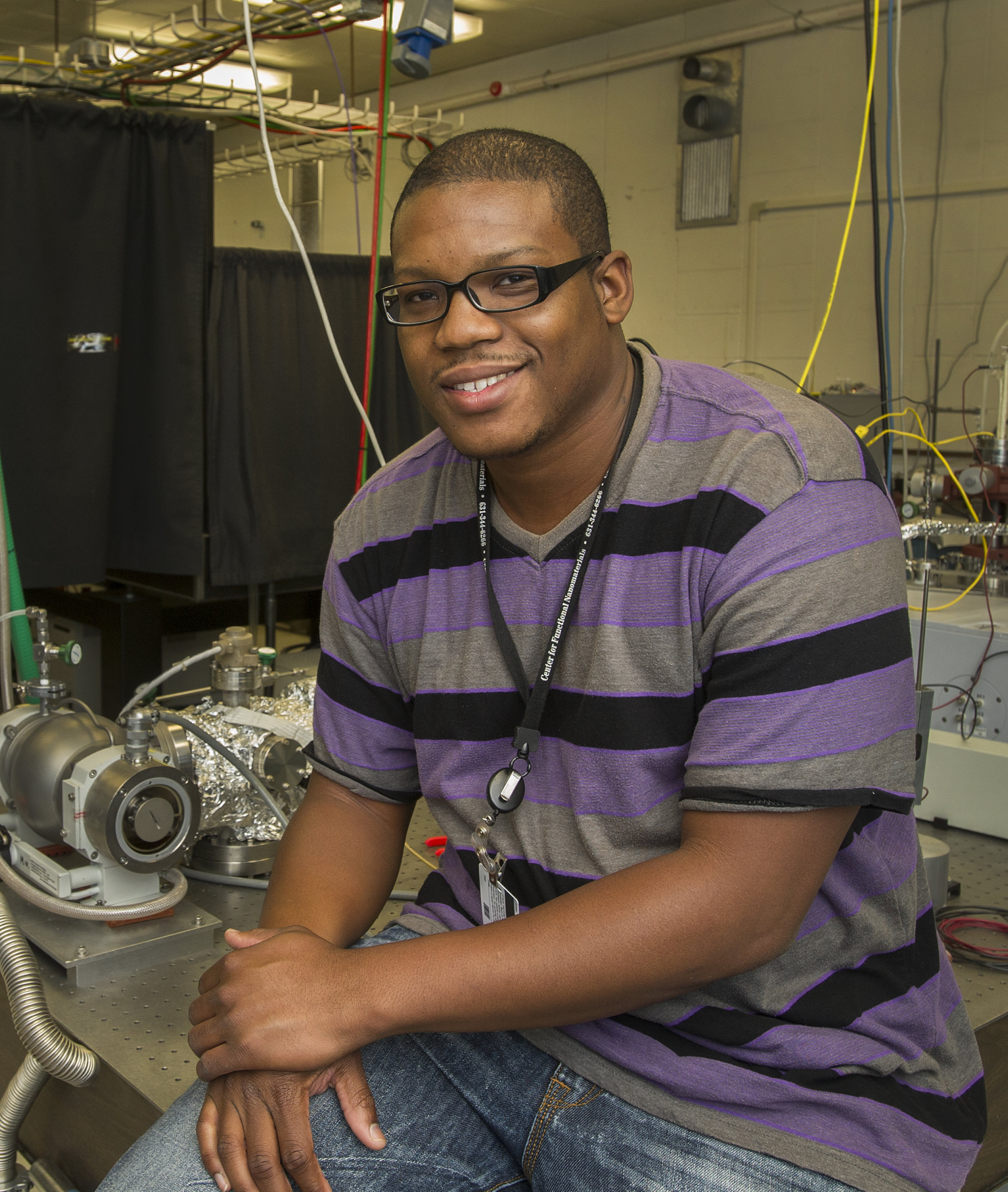 Robert M. Palomino - Current Position: Postdoctoral Research Fellow at Brookhaven National Laboratory at Jose Rodriguez's group.