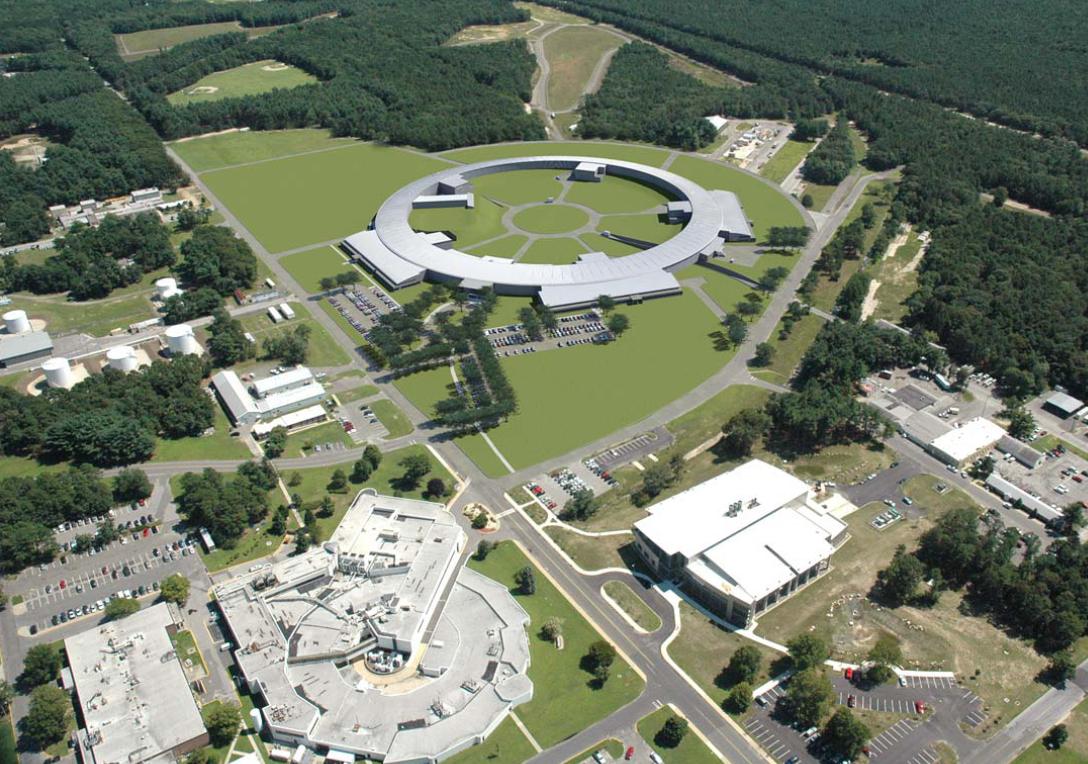 National Synchrotron Light Source II