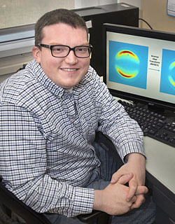 Matthew Kershis - Assistant Journal Manager at the American Institute of Physics.