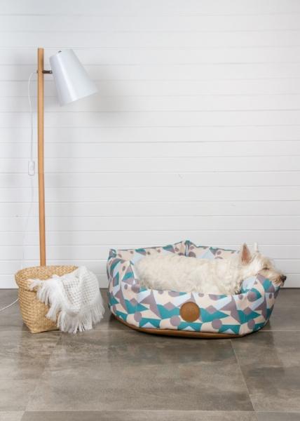 Jade dog bed - Pooky & Boo