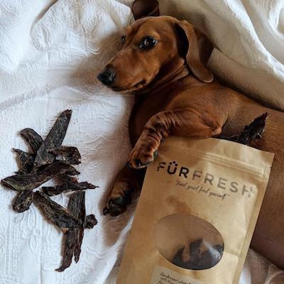 FurFresh Australia, image courtesy of  Clubdogue