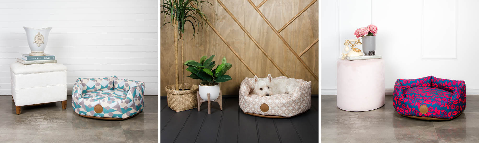 Pooky & Boo Dog Beds