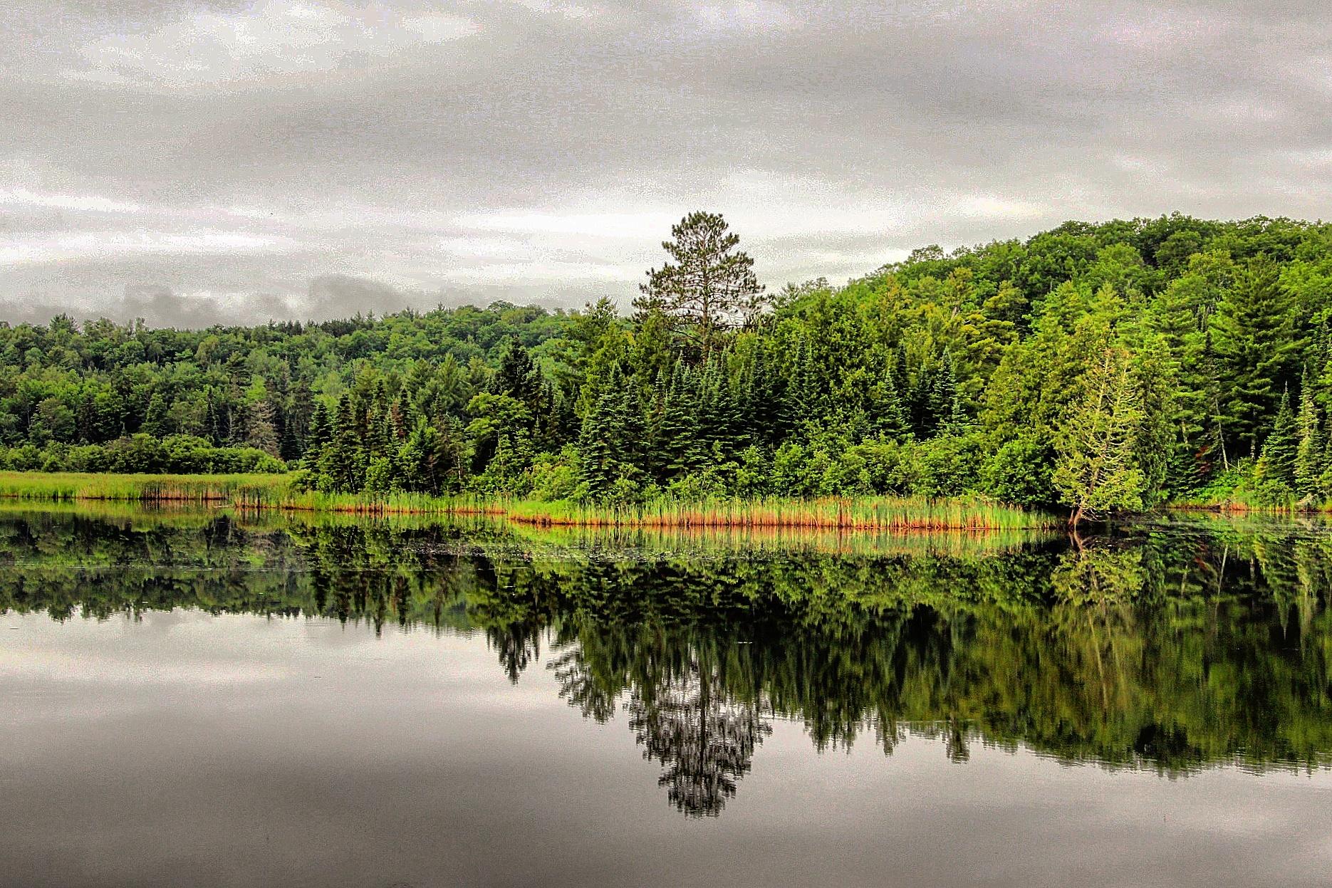 Pattison State Park, Wisconsin