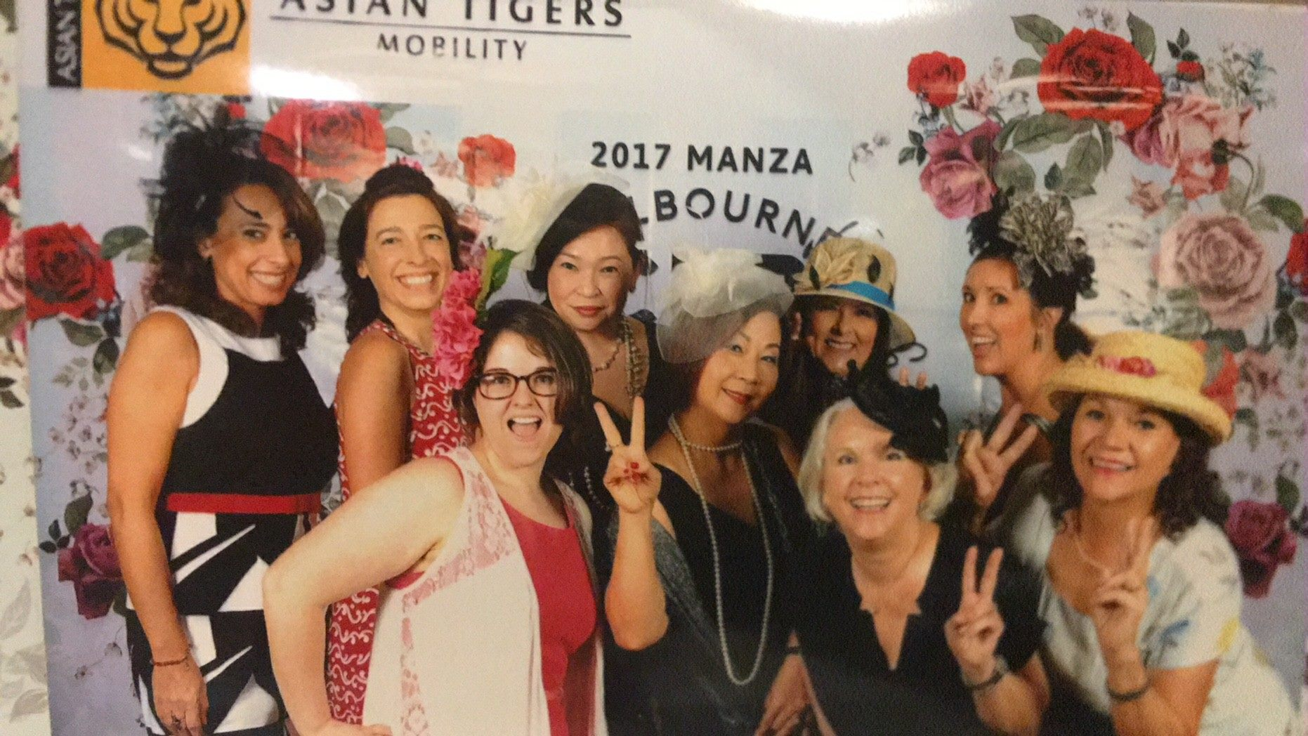 We joined our Austrailian friends with a table at the 2017 Melbourne Cup!